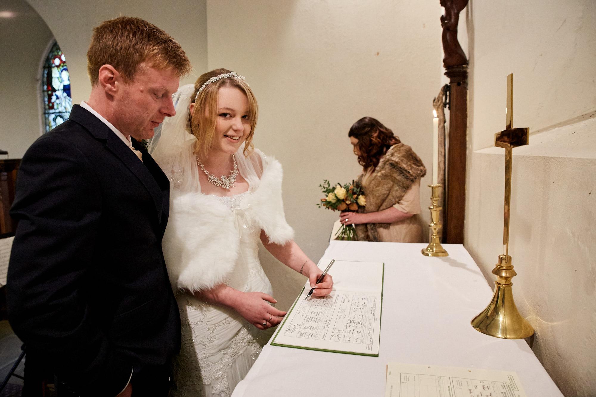 Thomas philip wedding